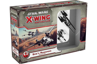 Star Wars X-Wing Saws Renegades