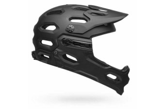 Bell SUPER 3R MIPS Bike Helmet MAT BLACK/GREY Small 52-56cm