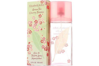 Green Tea Cherry Blossom for Women EDT 100ml