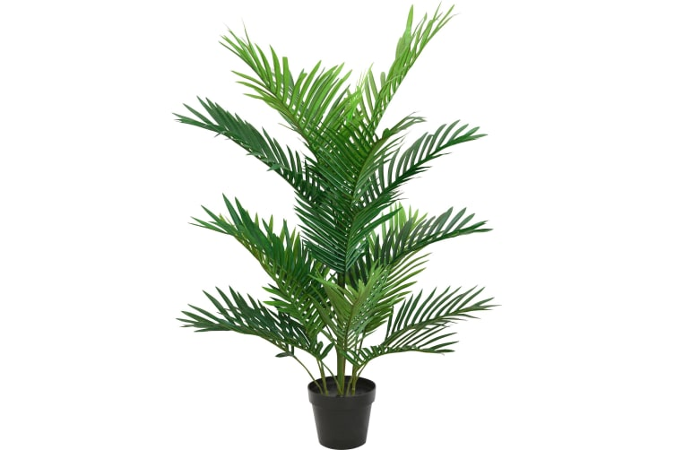 Artificial Mini Palm Tree Potted