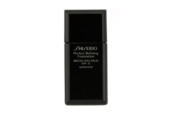 Shiseido Perfect Refining Foundation SPF15 - # WB40 Natural Fair Warm Beige (30ml/1oz)