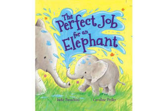 Storytime - the Perfect Job for an Elephant