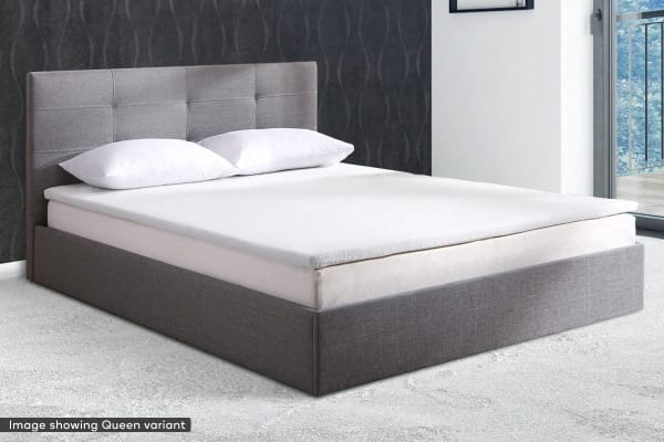 Ovela Ultra Comfort Memory Foam Mattress Topper (Single)