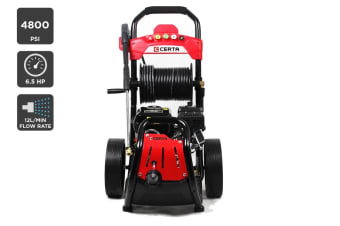 Certa 4800PSI 196CC Heavy Duty Petrol High Pressure Washer