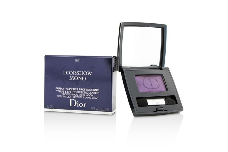 Christian Dior Diorshow Mono Professional Spectacular Effects & Long Wear Eyeshadow - # 994 Power 2g