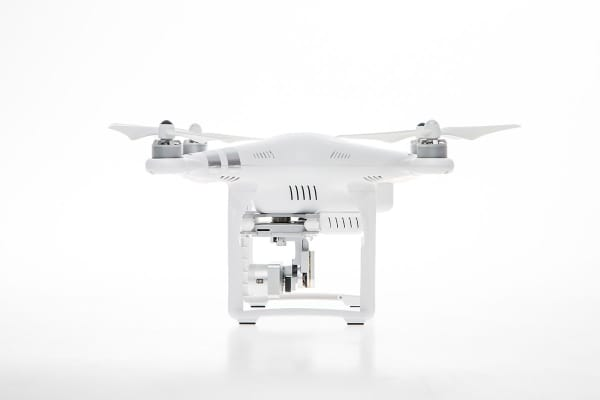 DJI Phantom 3 Advanced with Integrated 2.7k Stabilised Camera
