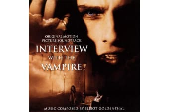 Elliot Goldenthal ‎–Interview With The Vampire: Motion Picture Soundtrack PRE-OWNED CD: DISC EXCELLENT