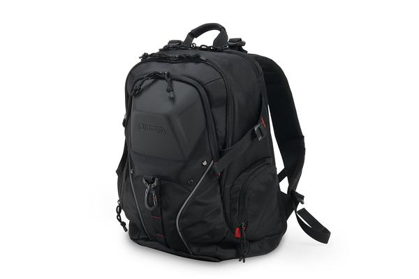"Dicota E-Sports Backpack for 15""-17.3""  Notebook /Laptop Suitable for Asus"