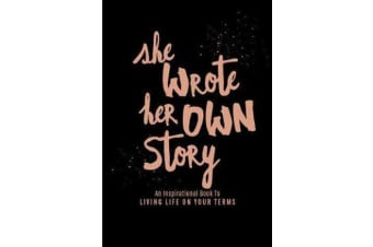 She Wrote Her Own Story
