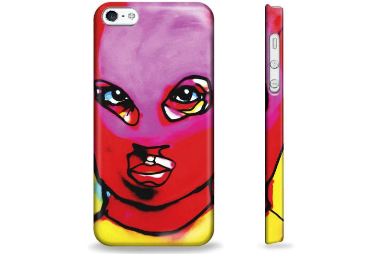 """For iPhone SE 5S 5 Case """"Heroes"""" Exclusive Limited Edition Protective Cover"""