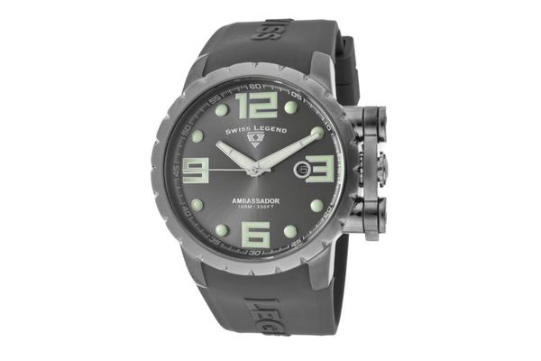 Swiss Legend Men's Ambassador (SL-30021-GM-014)