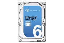 Seagate Enterprise NAS HDD ST6000VN0001 6TB 128MB Cache SATA 6.0Gb/s Internal Hard Drive