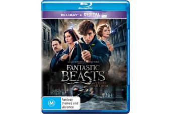 Fantastic Beasts and Where To Find Them (Blu-ray/UV)