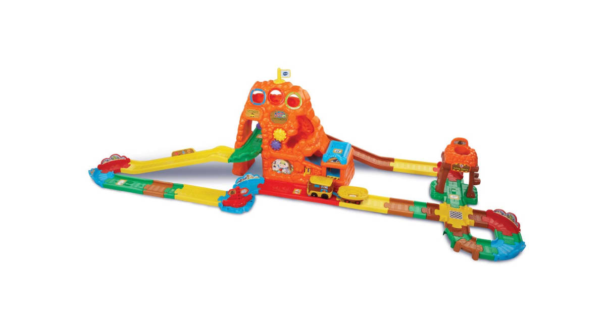 Dick Smith VTech Toot Toot Drivers Gold Mine Train Set