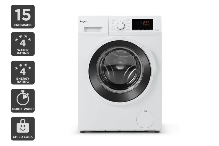 Kogan 9kg Series 7 Front Load Washing Machine