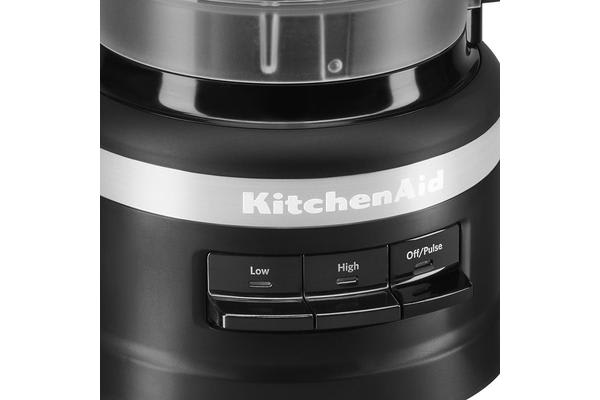 KitchenAid 9 Cup Food Processor Onyx Black