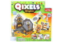 Qixels Kingdom Weapons Workshop Playset