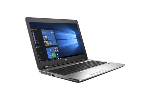 "HP Probook 650 G2 Business Laptop 15.6"" Intel i5-6200U 4GB 500GB DVDRW Win7Pro 64bit (Win10Pro Lic)"