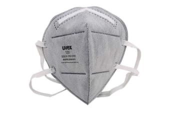 4pcs UVEX 1220 KN95 Dust Face Mouth Mask