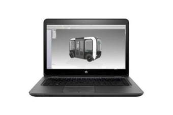 HP Zbook 14u G4 Mobile workstation i5-7200U 2.5GHz, 8GB, 1TB, AMDFirePro W4190M
