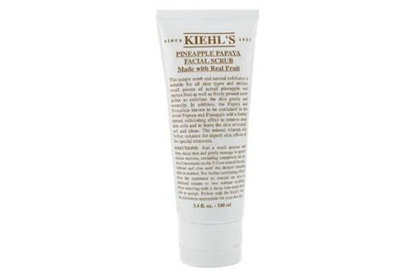 Kiehl's Pineapple Papaya Facial Scrub With Real Fruit Extracts (100ml/3.4oz)