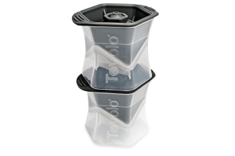 Tovolo Colossal Cube Ice Moulds - Set Of 2