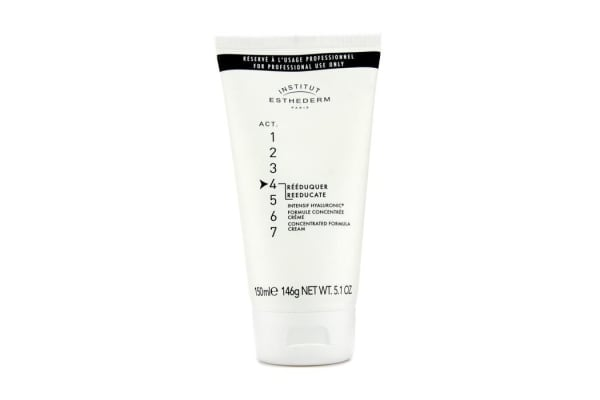 Esthederm Intensif Hyaluronic Concentrated Formula Cream (Salon Size) (150ml/5.1oz)