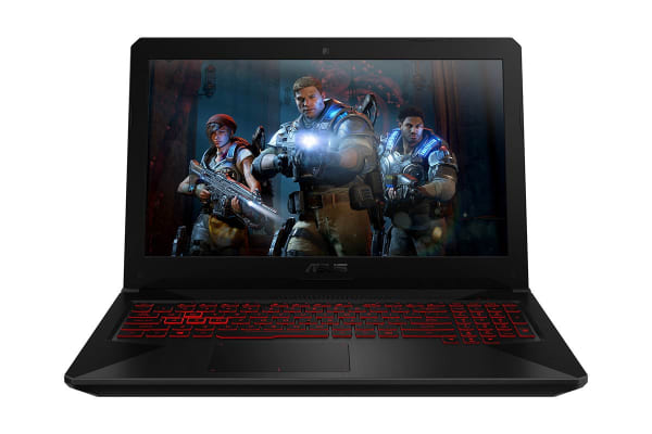 "ASUS 15.6"" TUF Core i7-8750H 8GB RAM 128GB SSD 1TB HDD GTX1050 4GB Gaming Notebook (FX504GD-E4081T)"