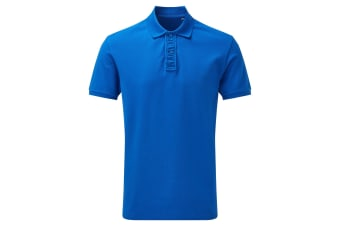 Asquith & Fox Mens Infinity Stretch Polo Shirt (Bright Royal Blue)