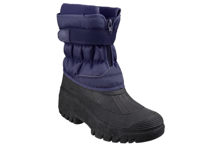 Cotswold Mens Chase Snow Boots (Navy) (12 UK)