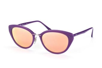 Ray Ban RB4250 60342Y 52 Shiny Violet Mens Womens Sunglasses