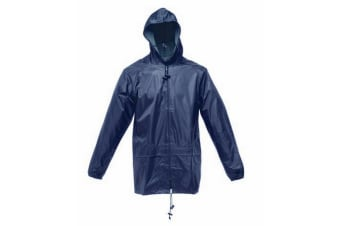 Regatta Professional Mens Pro Stormbreaker Waterproof Jacket (Navy) (M)