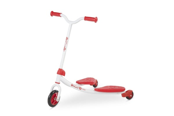 Yvolution Y Fliker Self Propelling Scooter J2 (Red)