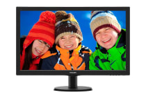 "Philips 27"" Full HD 1920x1080 LED Monitor with Speakers (273V5LHAB)"