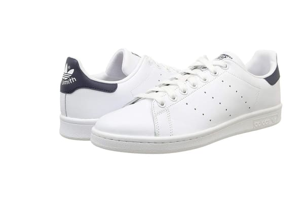 separation shoes 2868c 4ba32 Adidas Originals Men s Stan Smith Shoe (Core White Blue, ...