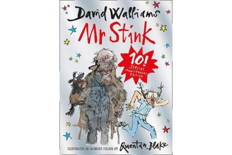 Mr Stink - Limited Gift Edition of David Walliams' Bestselling Children's Book