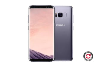 Samsung Galaxy S8+ Refurbished (64GB, Orchid Grey) - AB Grade