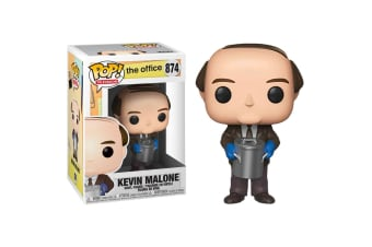 The Office Kevin Malone Pop! Vinyl