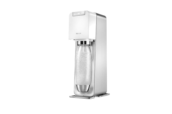 SodaStream Source Power Sparkling Water Maker (White)