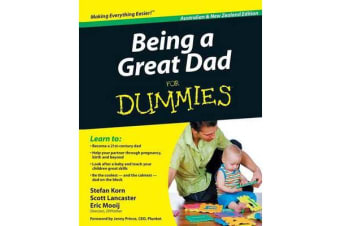 Being a Great Dad for Dummies, Australian and New Zealand Edition