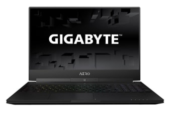 "Gigabyte 15.6"" Aero15X Core i7-8750H GTX1070-8GB 16GB RAM 512GB SSD FHD IPS 144Hz Thin Bazel Gaming Notebook (AERO15-1070-BK81)"