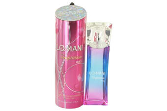 Lomani Lomani Temptation Eau De Parfum Spray 100ml/3.4oz