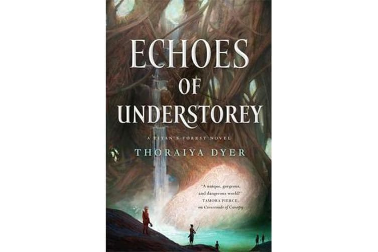 Echoes of Understorey - A Titan's Forest novel