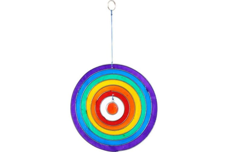 Something Different Full Rainbow Sun Catcher (Multicoloured) (One Size)