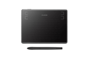Huion H430P 121.9 x 76.2mm tablet Battery- free PEN