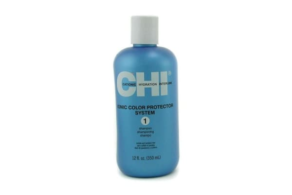 CHI Ionic Colour Protector System 1 Shampoo (350ml/12oz)