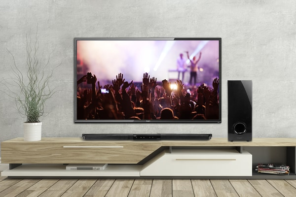 Kogan 2.1 Soundbar with Wireless Subwoofer