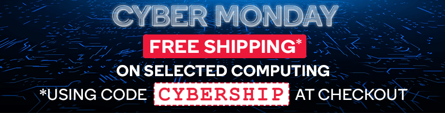 Cyber Monday - Free Shipping on Selected Kogan Computing Using the Code 'CYBERSHIP' at Checkout*