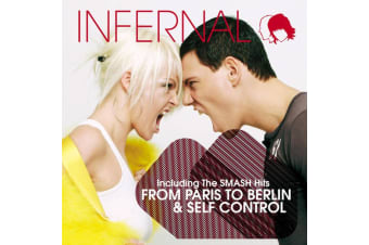 Infernal – From Paris To Berlin BRAND NEW SEALED MUSIC ALBUM CD - AU STOCK