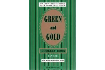 Green and Gold Cookery Book